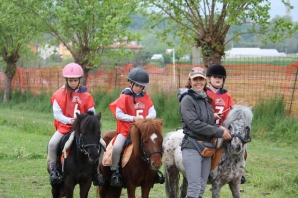 12 aprile – Endurance Pony Articolo V-Tappa di Campionato Veneto