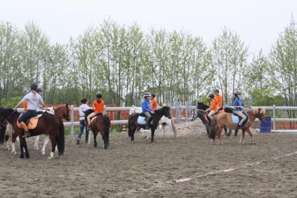 13 aprile – Gemellaggio con Pony Club San Lorenzo
