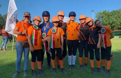 Campionati Italiani Pony Games Cervia 25-30 Giugno 2019
