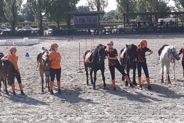 Pony Day Casale sul Sile -20 settembre 2020 ..Si riparte.